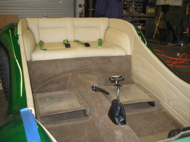 Manx Dune Buggy Complete interior!!!! |